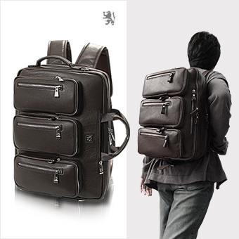 MIRAFLORES-KM61/3way/3 function/bagcombag/multibag/laptopcase+backpack